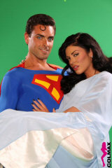 SUPERMAN XXX : A PORN PARODY - Lobby card 17