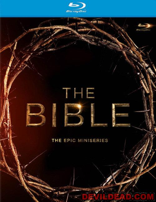 THE BIBLE (Serie) Blu-ray Zone A (USA)