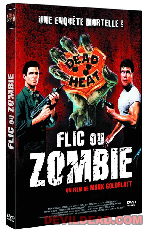 DEAD HEAT DVD Zone 2 (France)