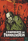 EMPREINTE DE FRANKENSTEIN, L' (THE EVIL OF FRANKENSTEIN) - Critique du film