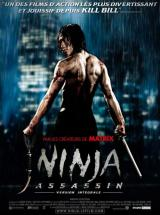 NINJA ASSASSIN - Poster
