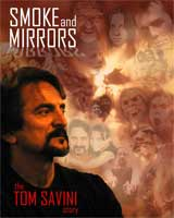 SMOKE AND MIRRORS : THE STORY OF TOM SAVINI - Poster