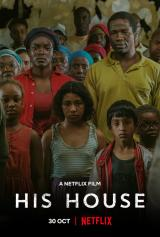 HIS HOUSE : poster netflix #12777