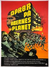 CONQUEST OF THE PLANET OF THE APES : Oprør på abernes planet - Poster #12765