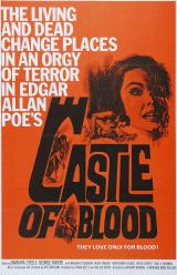 CASTLE OF BLOOD - Poster