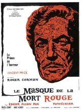 MASQUE OF THE RED DEATH Poster 2