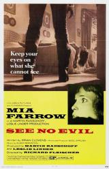 SEE NO EVIL - Poster