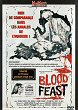 BLOOD FEAST DVD Zone 2 (France)
