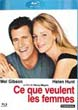 WHAT WOMEN WANT Blu-ray Zone B (France)